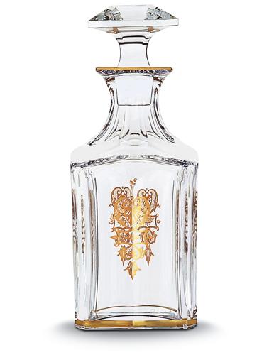 Baccarat bottiglia in cristallo empire baccarat for Bottiglia in francese