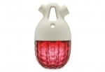 vaso in cristallo baccarat nuclear pomegranate