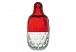 vaso in cristallo baccarat red passion golf